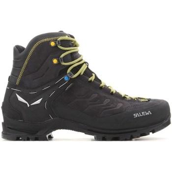 Zapatos Hombre Senderismo Salewa MS Rapace Gtx Negros