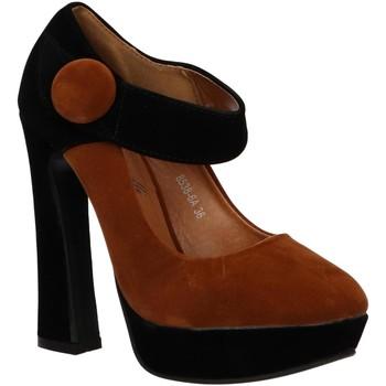 Zapatos Mujer Zapatos de tacón Milanelli 8538-6A Marr?n