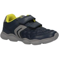 Zapatos Niño Multideporte Geox J744BB 000BC MUNFREY Azul