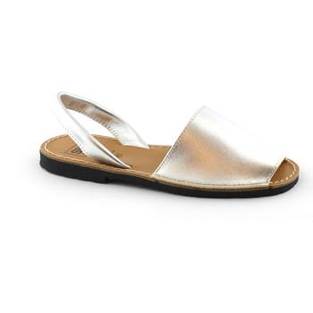 Zapatos Mujer Sandalias Ska -CCC-IBIZA-DL-PL Argento