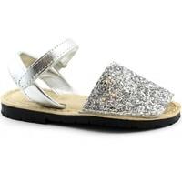 Zapatos Niña Sandalias Ska -E19-MAIORCA-PL Argento