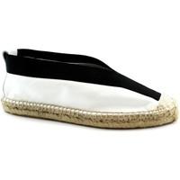 Zapatos Mujer Alpargatas Ska -E19-RAUL-BI Bianco