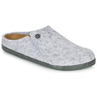 Zapatos Mujer Zuecos (Clogs) Birkenstock ZERMATT STANDARD Gris