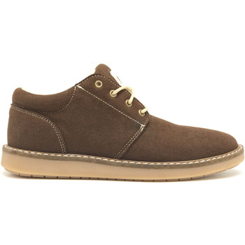 Zapatos Mujer Derbie Nae Vegan Shoes Pipa Brown castanho