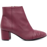 Zapatos Mujer Botines Nae Vegan Shoes Marta Bordeaux Rojo