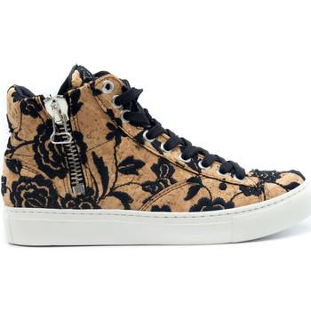 Zapatos Mujer Zapatillas altas Nae Vegan Shoes Milan Cork castanho
