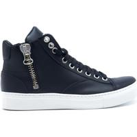 Zapatos Zapatillas altas Nae Vegan Shoes Milan Micro Negro