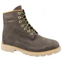 Zapatos Hombre Botas de caña baja Timberland 6 Inch marrón