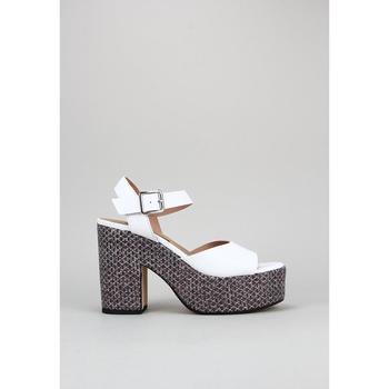 Zapatos Mujer Sandalias Krack 2400 Blanco