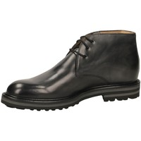 Zapatos Hombre Botas de caña baja Brecos VITELLO DEL grigi-grigio