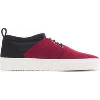 Zapatos Zapatillas bajas Nae Vegan Shoes Re-PET Rojo
