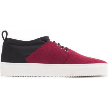 Zapatos Zapatillas bajas Nae Vegan Shoes Re-PET vermelho
