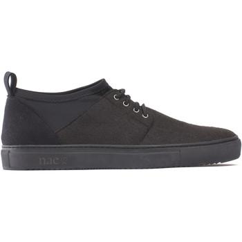 Zapatos Zapatillas bajas Nae Vegan Shoes Re-PET preto Negro