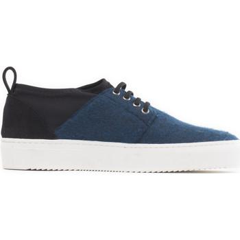 Zapatos Zapatillas bajas Nae Vegan Shoes Re-PET_azul Azul