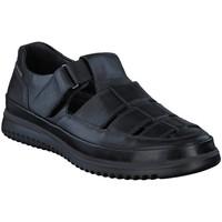 Zapatos Hombre Sandalias Mephisto TAREK Negro