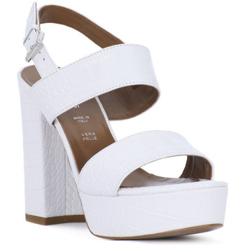 Zapatos Mujer Zapatos de tacón Priv Lab BIANCO KAIMAN Bianco