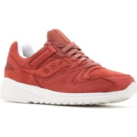 Zapatos Hombre Zapatillas bajas Saucony Grid 8500 HT Rojos