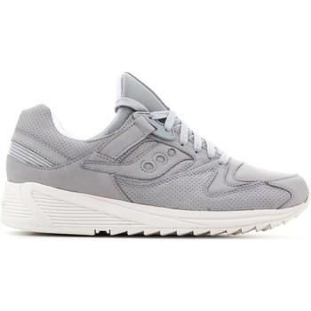 Zapatos Hombre Zapatillas bajas Saucony Grid 8500 HT Grises