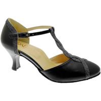 Zapatos Mujer Zapatos de tacón Angela Calzature Ballo SOSO236ne nero