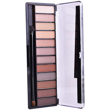 Belleza Mujer Paleta de sombras de ojos Rimmel London Magnif'Eyes Palette 001-nude 1 u