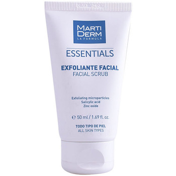 Belleza Mascarillas & exfoliantes Martiderm Face Scrub Exfoliating Microparticles  50 ml