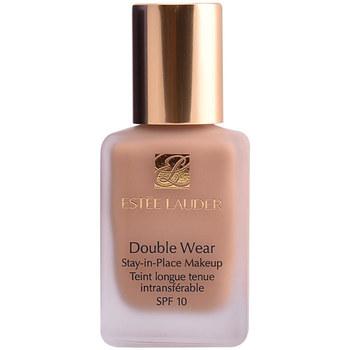 Belleza Mujer Base de maquillaje Estee Lauder Double Wear Fluid Spf10 3c3-sandbar