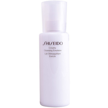 Belleza Desmaquillantes & tónicos Shiseido Essentials Creamy Cleansing Emulsion  200 ml