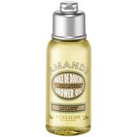 Belleza Productos baño L´Occitane Amande Huile De Douche 75ml 75 ml