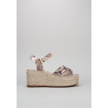 Zapatos Alpargatas Senses & Shoes NEREA Beige
