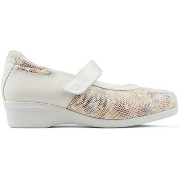 Zapatos Mujer Bailarinas-manoletinas Dtorres S  AMELIE 2019 W BEIG