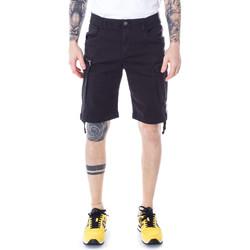 textil Hombre Shorts / Bermudas Jack & Jones 12152640 Nero