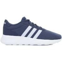 Zapatos Mujer Zapatillas bajas adidas Originals Lite Racer Azul