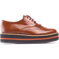 Zapatos Mujer Derbie Nae Vegan Shoes Sandrabrown castanho