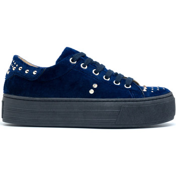Zapatos Mujer Tenis Nae Vegan Shoes Wika Blue azul