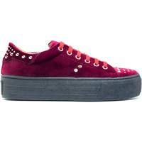 Zapatos Mujer Zapatillas bajas Nae Vegan Shoes Wika Bordeaux Rojo