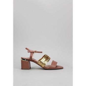 Zapatos Sandalias Krack Harmony TIRAS Beige