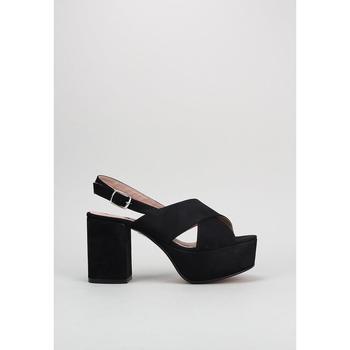Zapatos Mujer Sandalias Krack REVELLING Negro