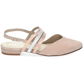 Zapatos Mujer Sandalias Kissia 329 beige