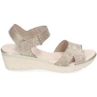 Zapatos Mujer Sandalias Kissia 313 Oro