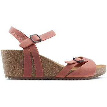 Zapatos Mujer Sandalias Interbios W TEJA