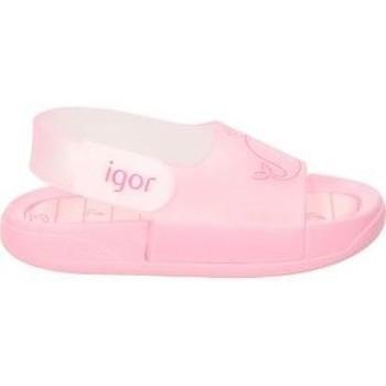 Zapatos Niños Zapatos para el agua Igor Piscinas  s10235 niña rosa rose