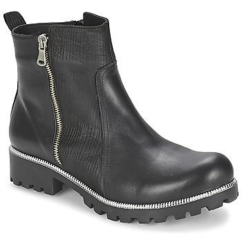 Zapatos Mujer Botas de caña baja Andrea Conti GLIONE Negro