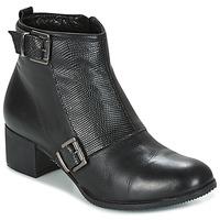 Zapatos Mujer Botines Andrea Conti CASTEL Negro