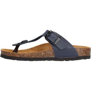 Zapatos Hombre Chanclas Gold Star - Infradito blu 1830 BLU