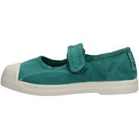 Zapatos Niña Tenis Natural World - Scarpa velcro menta 476E