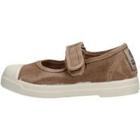 Zapatos Niña Tenis Natural World - Scarpa velcro beige 476E-621 BEIGE