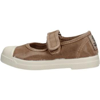 Zapatos Niña Tenis Natural World - Scarpa velcro beige 476E-621