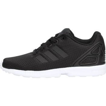 Zapatos Niño Zapatillas bajas adidas Originals - Zx flux c nero BB9105 NERO