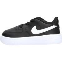 Zapatos Niño Zapatillas bajas Nike - Force 1 18 nero 905220-002 NERO