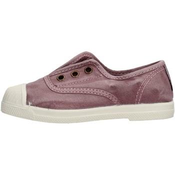 Zapatos Niña Zapatillas bajas Natural World - Scarpa elast glicine 470E-633